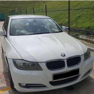 BMW 3 Series 320i Sedan Auto