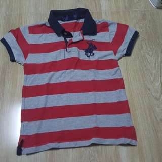 Preloved Poloshirts for 5 to 6 years old