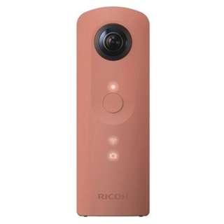 Ricoh Theta SC 粉紅色 全景360度相機 公司貨