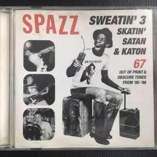 Spazz - Sweatin 3 : Skatin Satan & Katon