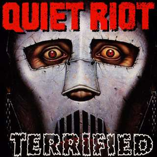 Quiet Riot ‎Terrified cd