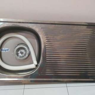 bak cuci piring / kitchen sink Royal SB35