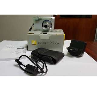 USED NIKON COOLPIX A100
