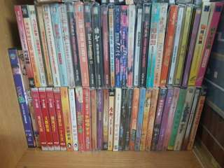 Stephen Chow 周星驰 VCD Collection