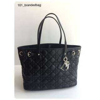 Christian Dior Panarea Tote Bag