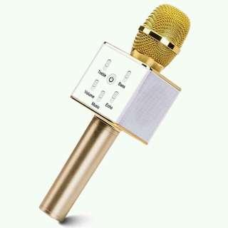 Q7Bluetooth microphone