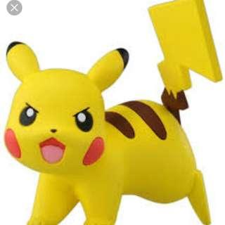 pokemon takara tomy pikachu