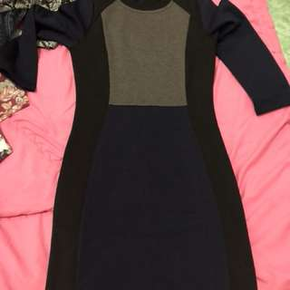 ZARA PULLBEAR STRADIVARIUS BERSHKA Dress