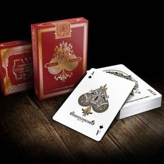 Malam playing cards ( deluxe and standard )