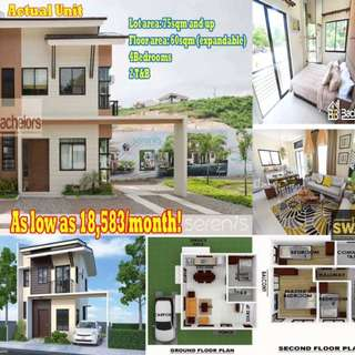 Single Attached House and Lot in Talisay City
