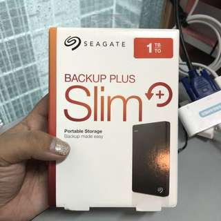 BRAND NEW 1TB SeaGate HDD