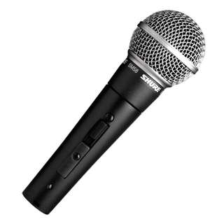 SHURE SM58 S (with On/Off Switch)