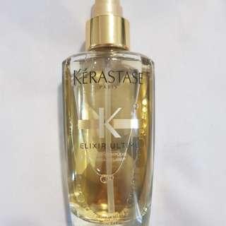 Kerastase Hair Oil (Barely Used)