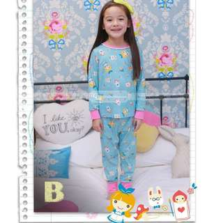 Girl Pyjamas - Suitable 6Y - 7Y