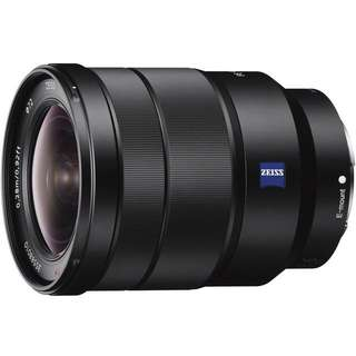Sony 16-35mm f/4 zeiss FE