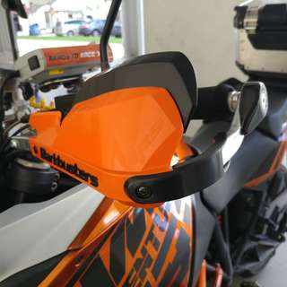Barkbuster Handguards for KTM Super Adventure / Adventure 1050 / 1090 / 1190 / 1290