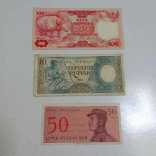 Uang Kuno NKRI 💴