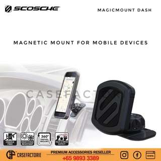 Scosche MagicMount Dash Magnetic Mount Holder for Mobile Devices