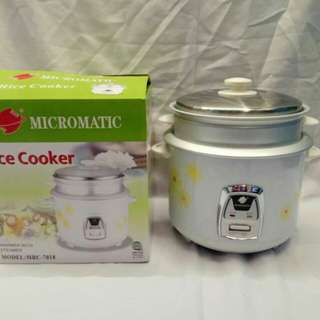 Micromatic Rice cooker MRC-7018