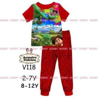 Boy Pyjamas - Suitable 7Y
