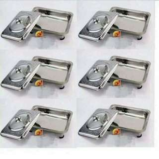 6 pcs kitchen ware