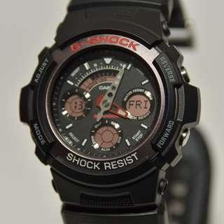 Casio - AW-591CL - G-Shock - Youth Culture Theme Models - C-SPEC Series 特別顏色 (請留意Description)