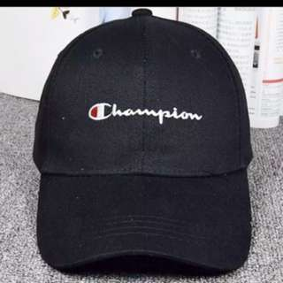 BRAND NEW champion cap