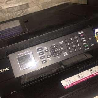 Brother 多合一 打印機 傳真