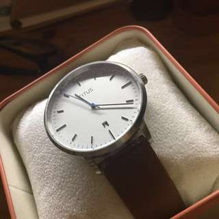 8折放售*全新* TITUS 鐵達時手錶