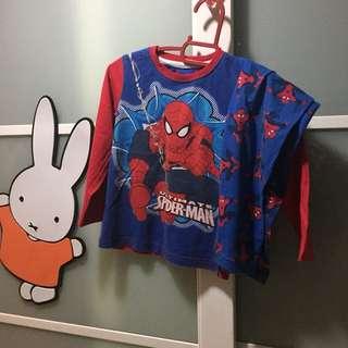 Boy Pyjama mothercare Spider-Man