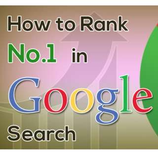 Be On Page One Google and Earn More
