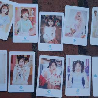 TWICE CANDY POP LOOSE PHOTOCARD