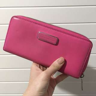 Marc by Marc Jacob Barbie Pink Wallet