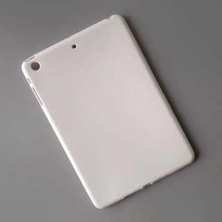 White Silicone Protective Case for iPad Mini 1/2/3