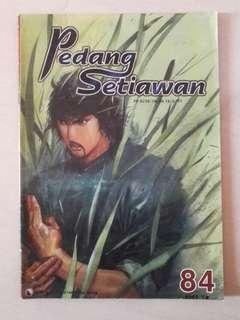 Pedang Setiawan #84