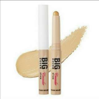 🆕👍Etude House Big Cover Stick Concealer👍🆕