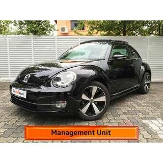 Volkswagen Beetle 1.2 TSI HID Sunroof