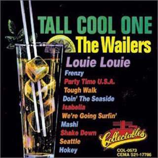 The Wailers Tall Cool One cd