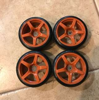 1:10 RC drifting rims