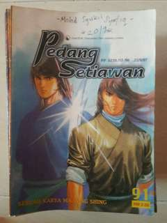 PEDANG SETIAWAN #91