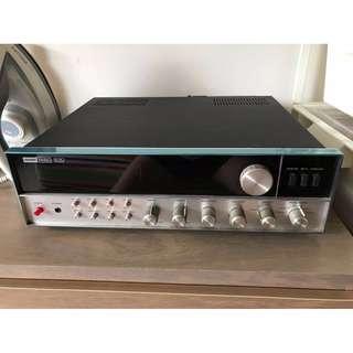 Harman Kardon 930 receiver audiophile integrated amplifier vintage stereophile