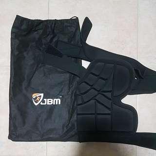 JBM Snowboard Ski butt and tailbone protective gear