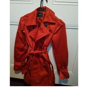 Near New Portmans Orange Jacket - Size 8 ( Original Purchased Price $120)