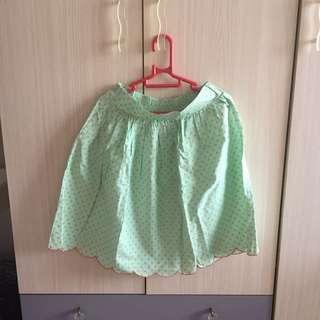 (JUAL MURAH) Polkadot Skirt