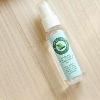 Belfour Whitening Anti-Perspirant and Deodorant Spray
