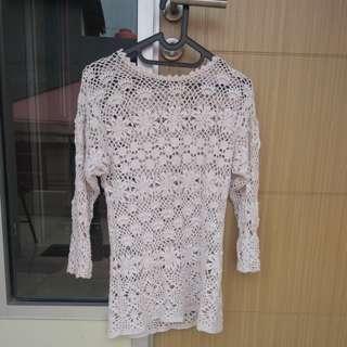 Baju Rajut (Putih)