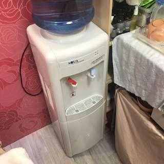 冰熱飲水機連雪櫃