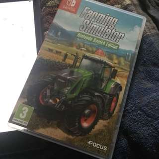 Nintendo Switch - Farming Simulator