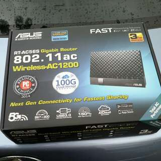 Asus Router RT-AC56S