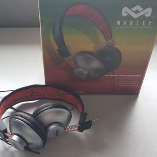 Marley Positive Vibrations Headphones (foldable)